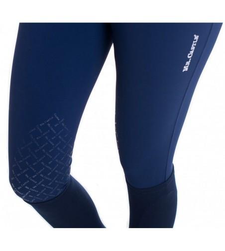 Pantalón Azul Marino Mujer