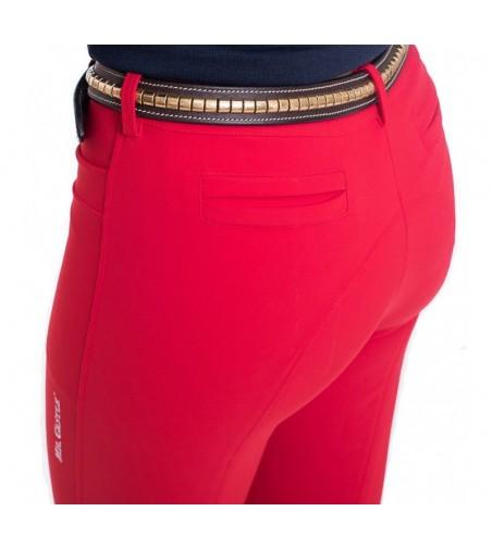 Pantalón Rojo Mujer