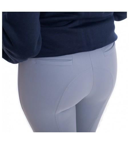 Pantalón Gris Mujer