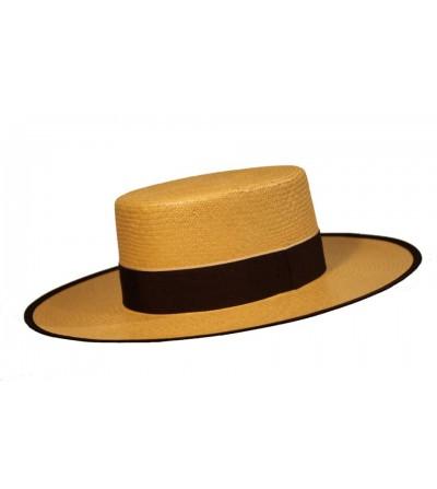Sombrero Cordobés Cañero Pánama Camel
