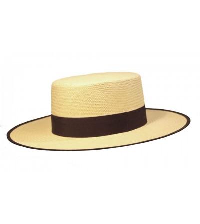 Sombrero Cordobés Cañero Pánama Natural