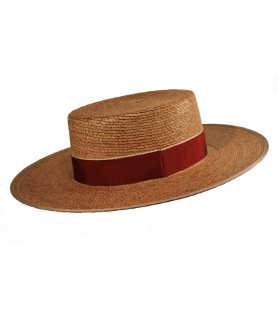 Sombrero Cordobés Cañero Palma Tostada