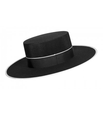 Sombrero Cordobés Dralon Negro