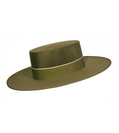 Sombrero Cordobés Dralon Kaki
