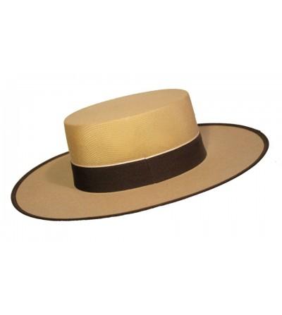 Sombrero Cordobés Dralon Camel