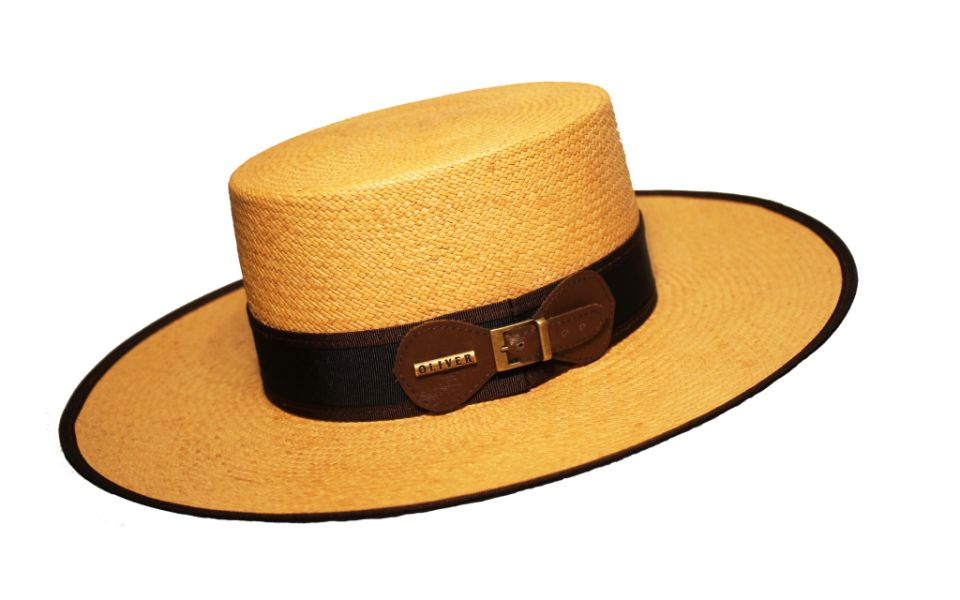 Sombrero Cordobés Pánama Cuenca Campero 8fc7063a7f0