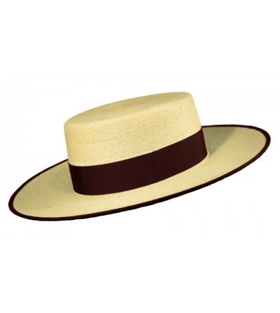 Sombrero Cordobés Cañero Palma Imperial Natural
