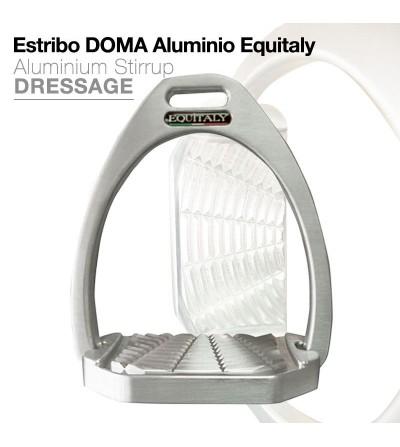 Estribo Inglés Aluminio Equitaly Doma