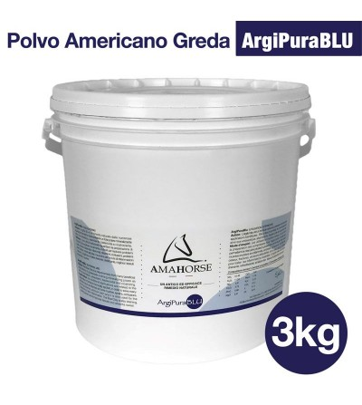Polvo Americano Greda Argipurablu 3 Kg