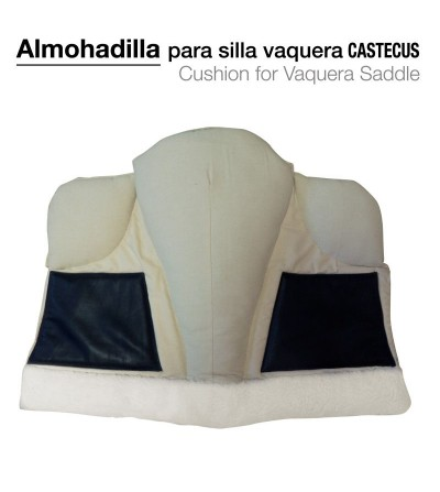 Almohadilla Para Silla Vaquera Castecus