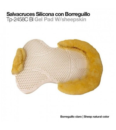 Salvacruces de Gel con Borreguillo