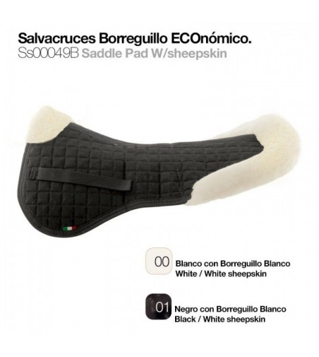 Salvacruces con Borreguillo Económico