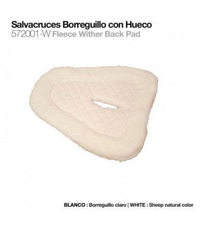 Salvacruces Borreguillo con Hueco Blanco