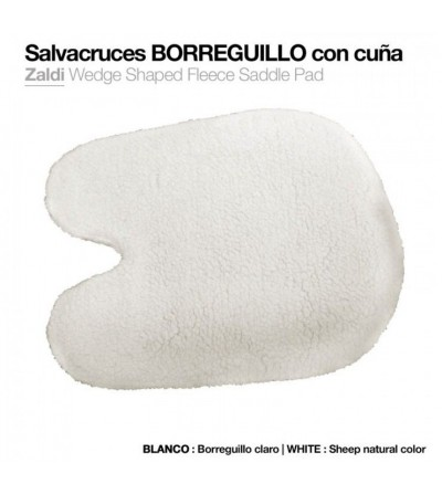 Salvacruces de Borreguillo con Cuña
