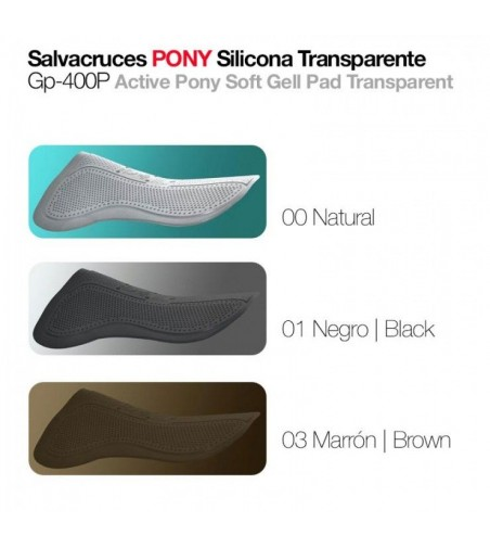 Salvacruces de Gel Pony Gp-400P