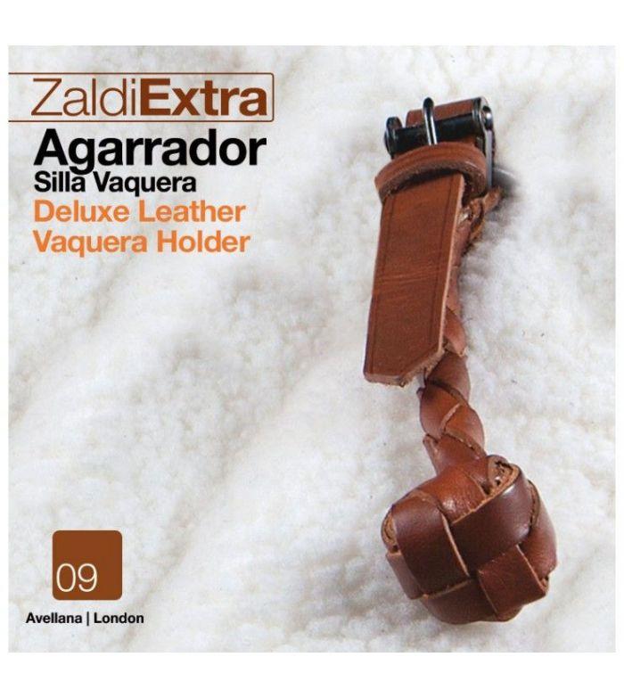 Agarrador Silla Vaquera Zaldi Extra Avellana