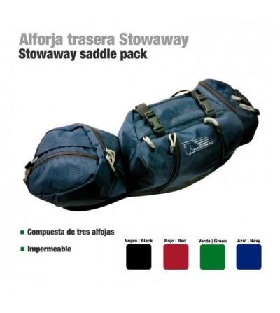 Alforja Trasera Deluxe Stowaway