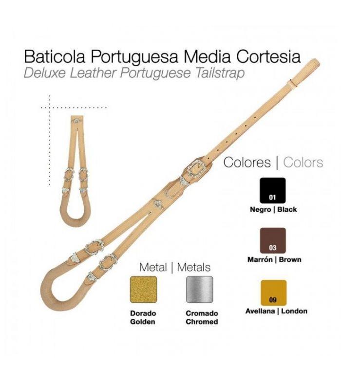 Baticola Portuguesa Med.Cortesia