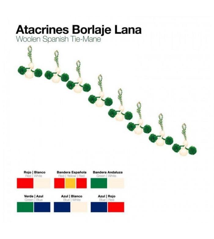 Atacrines Borlaje de Lana