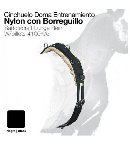 Cinchuelo de Doma Nylon con Borreguillo