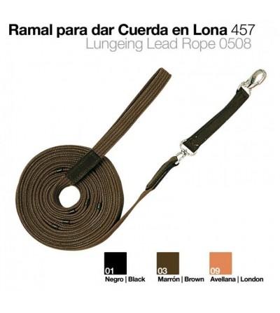 Ramal para Dar Cuerda de Lona 7 m