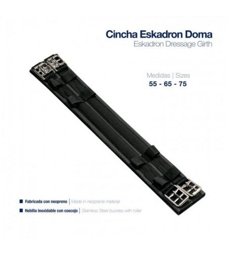 Cincha Eskadron de Doma Neopreno 34000 6007 Negra