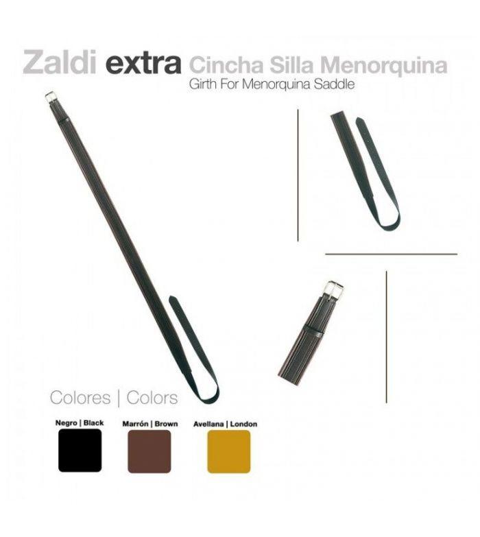 Cincha Especial para Silla Menorquina Zaldi-Extra