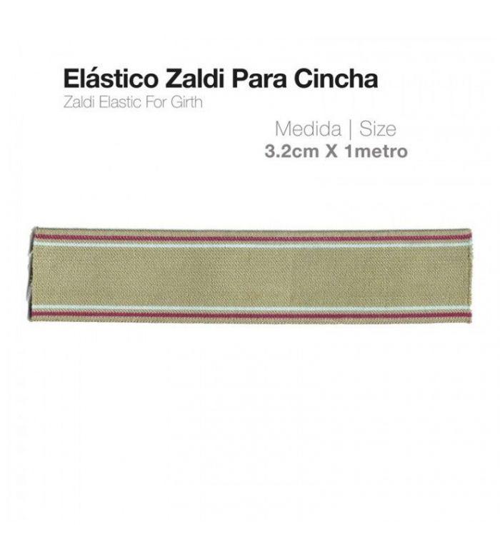 Elastico Zaldi Para Cincha 3.2Cm.X1-Metro.