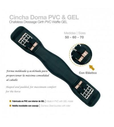 Cincha Doma Pvc-Gel 4107855R