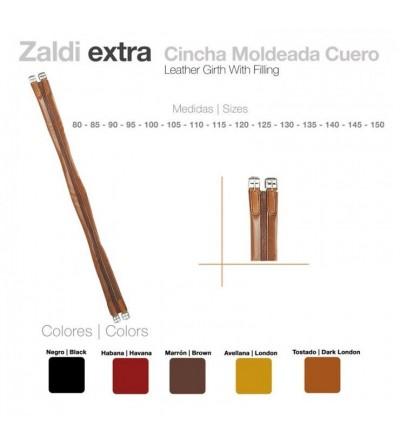 Cincha Moldeada Cuero Zaldi Extra