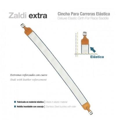 Sobrecincha Elástica Carreras Zaldi Extra