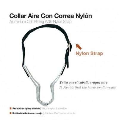 Collar de Aire con Correa de Nylon 21282N