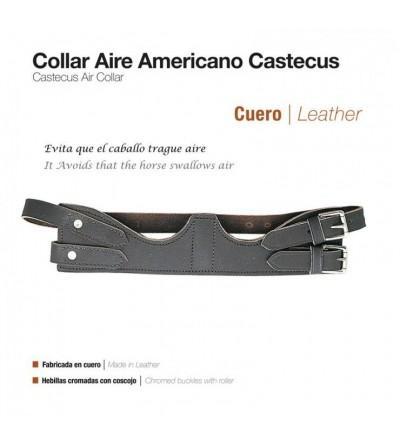 Collar de Aire Cuero Americano 894 Zaldi