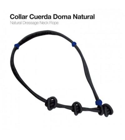 Collar de Cuerda para Doma Natural
