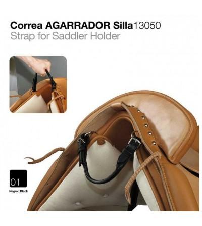 Correa Agarrador Silla Negra 13050