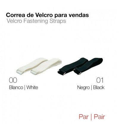 Correa de Velcro Para Vendas Par
