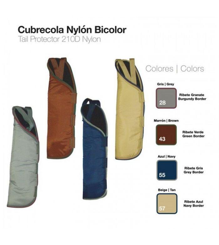 Cubrecola de Nylon Bicolor