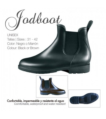 Botina de Caucho Derby Cottage Jod-Boot