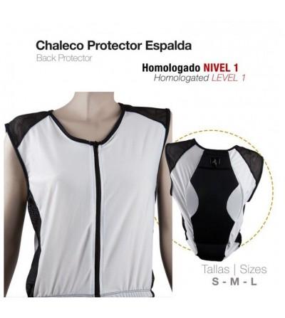 Chaleco Protector Espalda