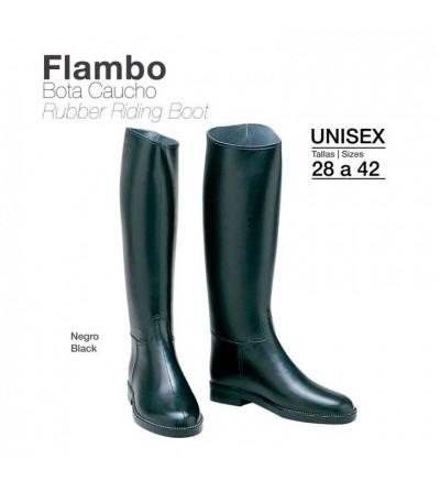 Bota Caucho Flambo