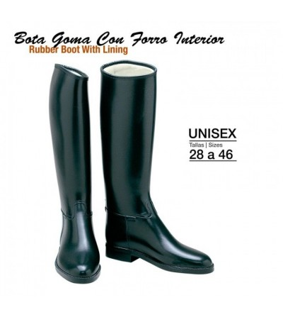 Bota de Caucho Derby Cottage