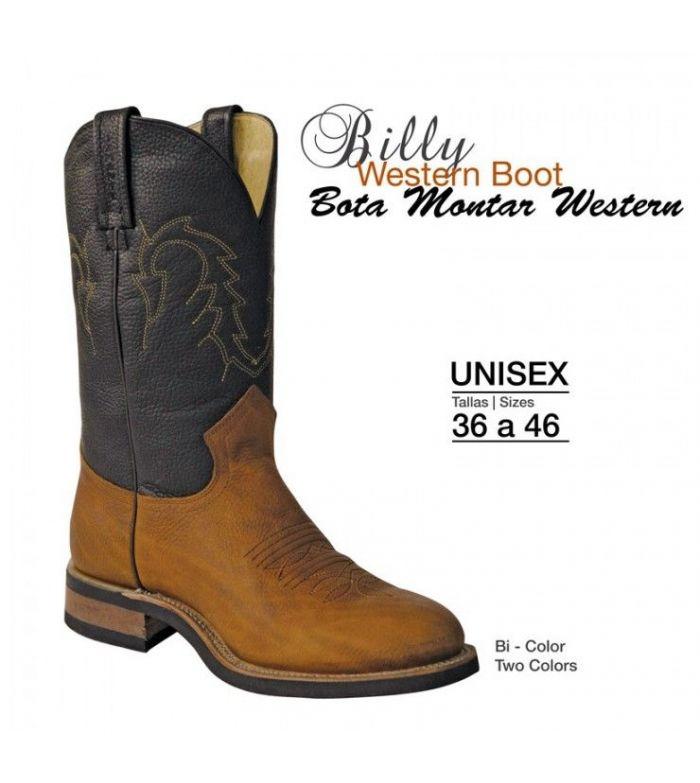 Bota de Montar Western Billy Boots