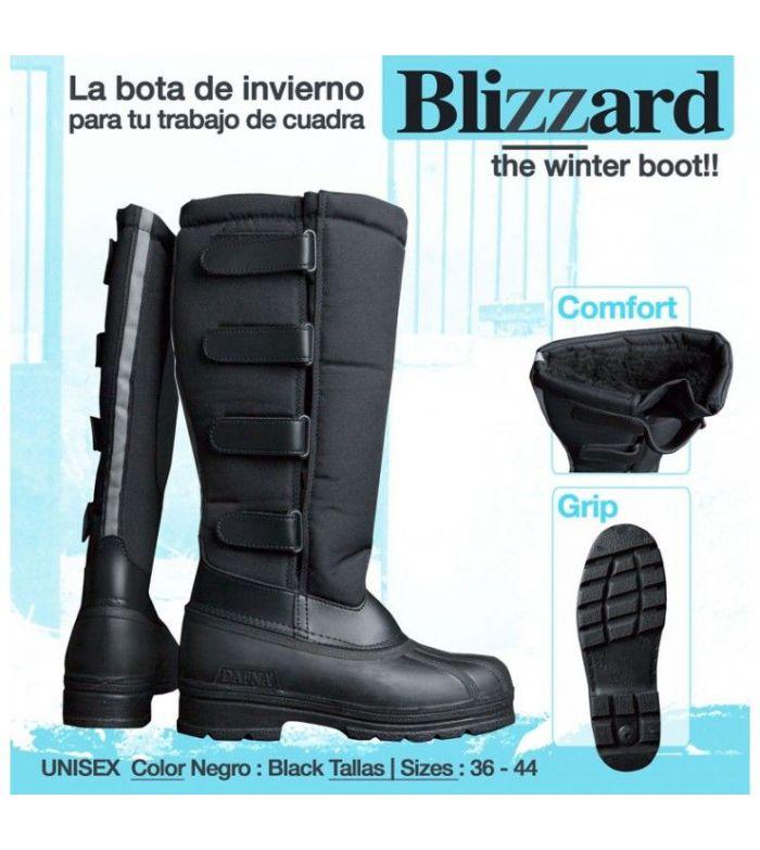 Bota de Montar Invierno Blizzard