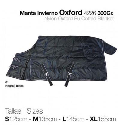 Manta de Invierno Oxford 300 Gr