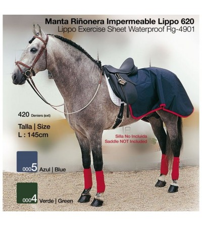 Manta Riñonera Impermeable Lippo 620