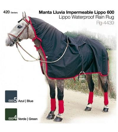 Manta de Lluvia Impermeable Lippo 600