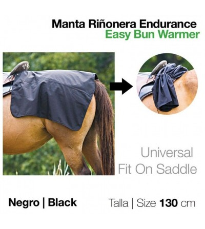 Manta Riñonera Endurance-Raid Easy Bun Warmer
