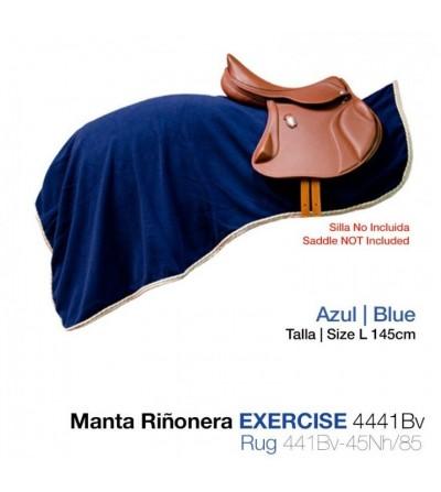 Manta Riñonera Exercise 4441Bv Azul L