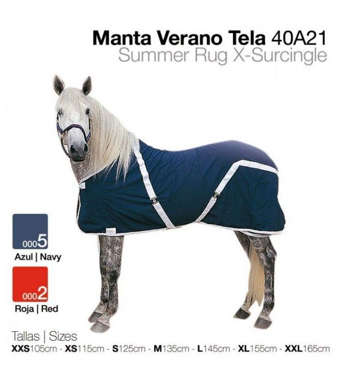 Manta de Verano Tela 40A21