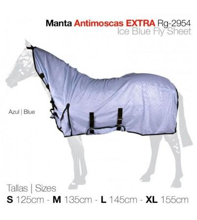 Manta Antimoscas Extra 2954 Azul